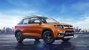 Maruti Vitara Brezza Petrol Expected Launch Date Price