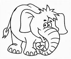 malvorlagen elefant ausmalbilder