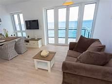meerblick wohnzimmer balkon k 252 che 2 schlafzimmer 2 b 228 der