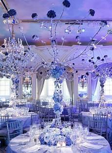 winter wedding reception ideas winter wedding receptions blue wedding centerpieces winter