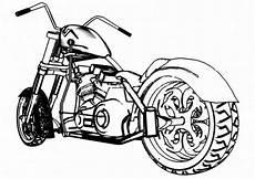 colorear autos y motos 11 dibujo para colorear