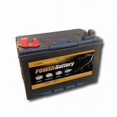 Batterie Bateau D 233 Charge Lente 12v 110ah Prix Pas Cher