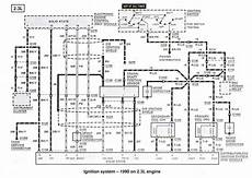 Wiring Diagram For 1989 Ford Ranger by 1988 Ford Ranger 2 3l Ignition Diagram Imageresizertool