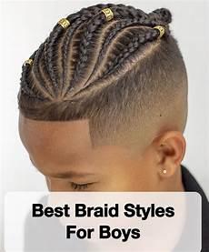 Boy Braids Hairstyles Pictures
