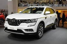 Renault Koleos Suv 2016 Premiere In Peking Technische Daten