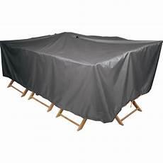 housse d hivernage pour salon de jardin housse de protection pour table naterial l 240 x l 130 x h