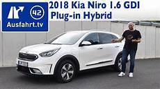 Kia Niro Vision - 2018 kia niro 1 6 gdi in hybrid vision kaufberatung