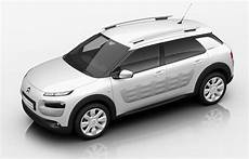 Citroen Launches C4 Cactus W Special Edition In The Uk