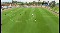 Lapangan Sepak Bola Desa Cisayong Memenuhi Standar