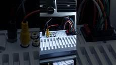 comment installer une de recul de recul peugeot 307 autoradio kkmoon 7010b