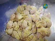 wan mee at pinang delicious food court