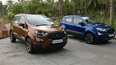 2018 Ford Ecosport S And Signature Edition Walk