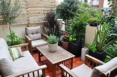 21 Ideen F 252 R Kleine Terrassen Und Balkone