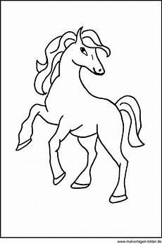 ausmalbilder pferde zum ausdrucken kostenlos ausmalbilder