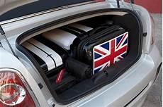mini cabrio kofferraum foto mini roadster kofferraum vergr 246 223 ert