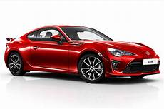 toyota gt86 updated for 2017 with stiffer chassis auto