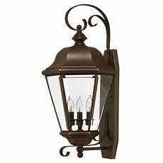 bronze finish outdoor wall light outdoor wall light with clear glass in copper bronze finish 2428cb destination lighting