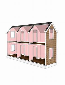 18 inch doll house plans free doll house plans for 18 dolls woodworking projects plans