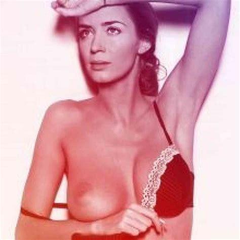 Emily Blunt Naked