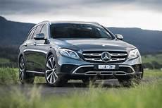 Gebrauchtwagen Mercedes E Klasse - mercedes e class e220 all terrain 2017 review carsguide