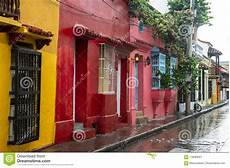 cartagena colombia old city travel stock image image