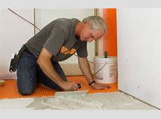 Prepping a Bathroom Floor for Tile   JLC Online   Tile