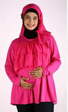Tips Berbusana Muslim Untuk Ibu Tips Kreasi Jilbab
