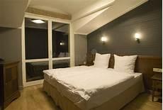 da letto semplice da letto romantica fotografia stock immagine di