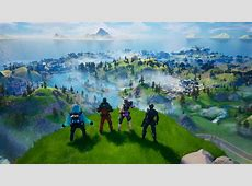 Fortnite Chapter 2 Game Wallpaper, HD Games 4K Wallpapers
