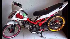 Modifikasi Jupiter Mx 2008 by Modifikasi Motor Jupiter Mx 2008 Drag Impre Media