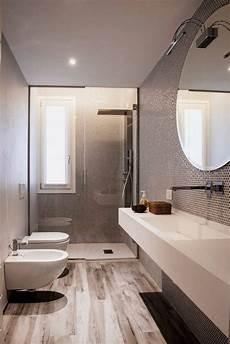 idee per ristrutturare il bagno ristrutturare un bagno stretto e lungo 50 idee e