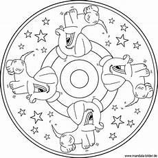 Gratis Malvorlagen Mandalas Tiere Mandalas Tiere Malvorlage Gratis