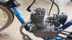 49cc bike motor kit common problems youtube