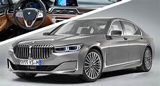 2020 bmw 750li 2020 bmw 7 series facelift here it is in all its