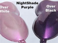 purple pink candy paint pearl nightshade color shift pearls