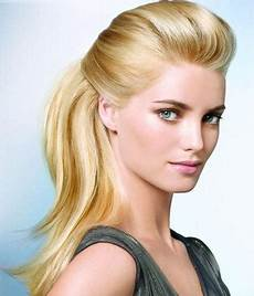 Pulled Back Hairstyles For Hair