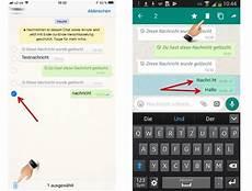Whatsapp Gesendete Nachricht Löschen - whatsapp gesendete nachrichten l 246 schen so geht s ganz