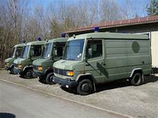 mercedes 609 d ka ambulance bundeswehr bw utility special vehicle from germany for sale at