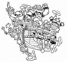 Mario Bowser Malvorlagen Bowser Coloring Pages Best Coloring Pages For