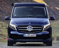 mercedes v klasse preis new mercedes v class mpv debuts with more luxury and features