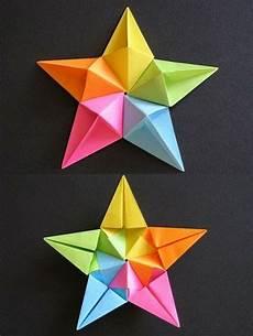 sterne selber basteln 123 ideen weihnachtssterne basteln archzine net