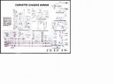 1979 Corvette Diagram Electrical Wiring Corvetteparts
