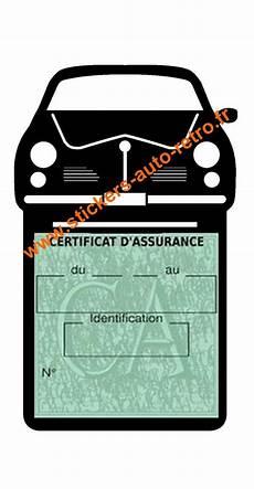porte 233 tui assurance karmann ghia stickers auto retro