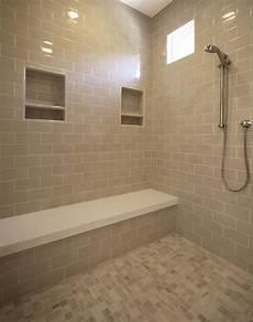 Subway Tile Bathroom Floor Ideas Gray Subway Shower Tiles Design Decor Photos Pictures