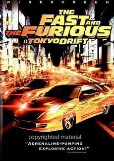 The Fast The Furious Tokyo Drift Ascully