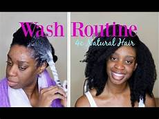 4c natural hair wash routine washing 4c natural hair natural hair wash day youtube