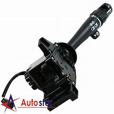 security system 2007 chevrolet colorado windshield wipe control for truck gmc chevy cruise control turn signal windshield wiper arm lever switch ebay