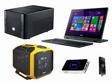 the pc is evolving small form factors will keep the