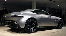 aston martin db10 in real 007 s aston martin db10 carsalesbase
