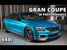 440i gran coupe bmw 440i gran coupe m performance snapper rocks blue
